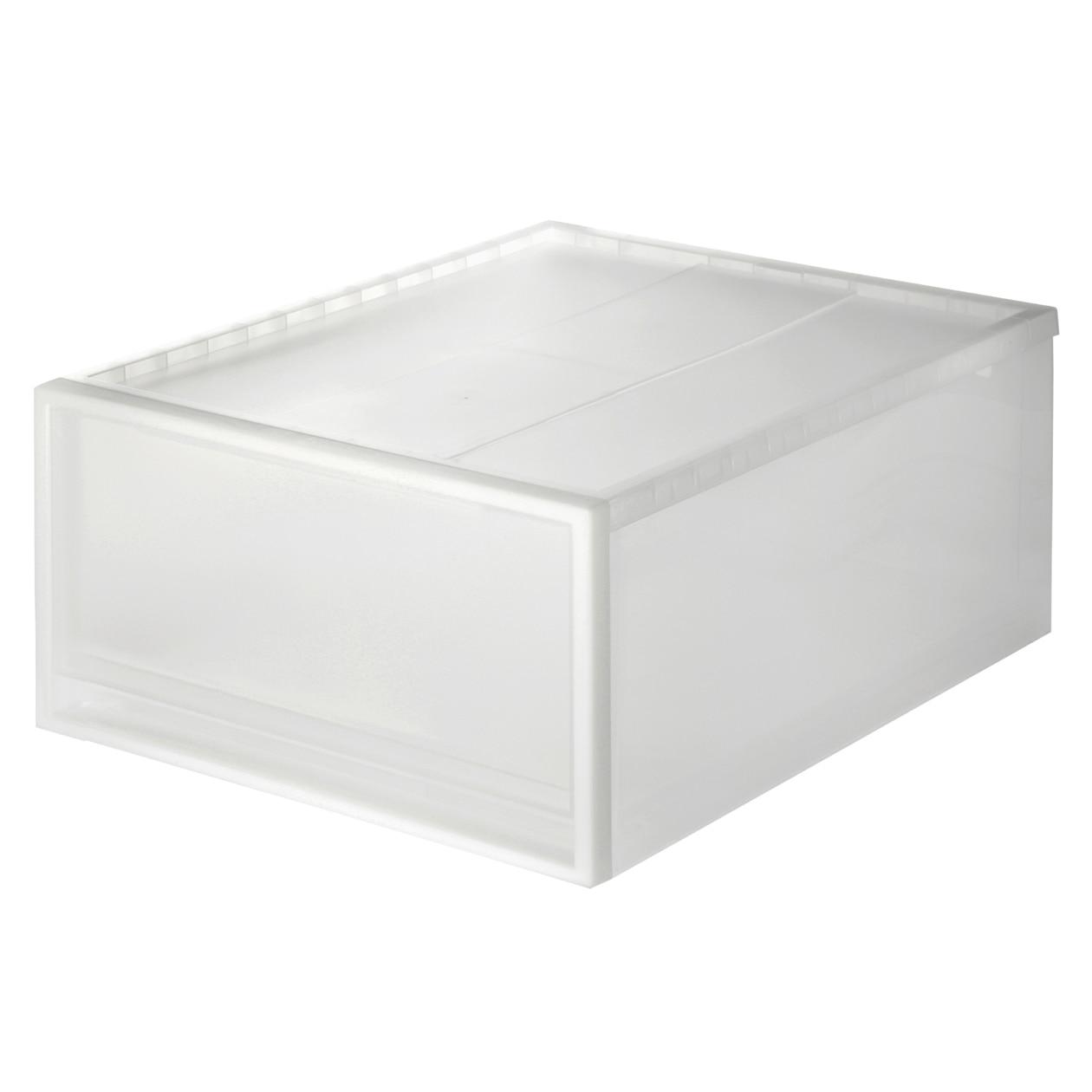 RoomClip商品情報 - 【宅送】PPクローゼットケース引出式・大