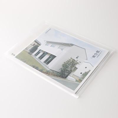 無印良品 | ポリプロピレンマチ付きクリアケースA4サイズ・マチ幅約20mm 通販