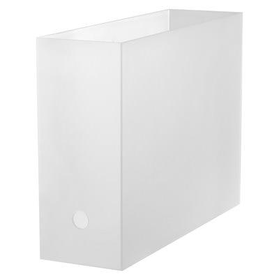 RoomClip商品情報 - ポリプロピレンファイルボックス・スタンダードタイプ・A4用