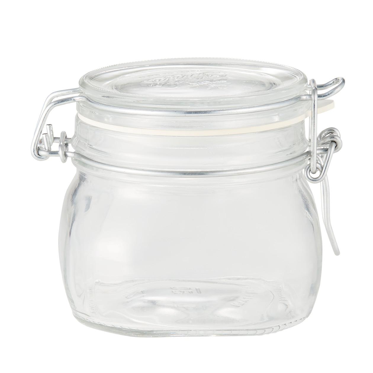 ソーダガラス密封ビンの写真