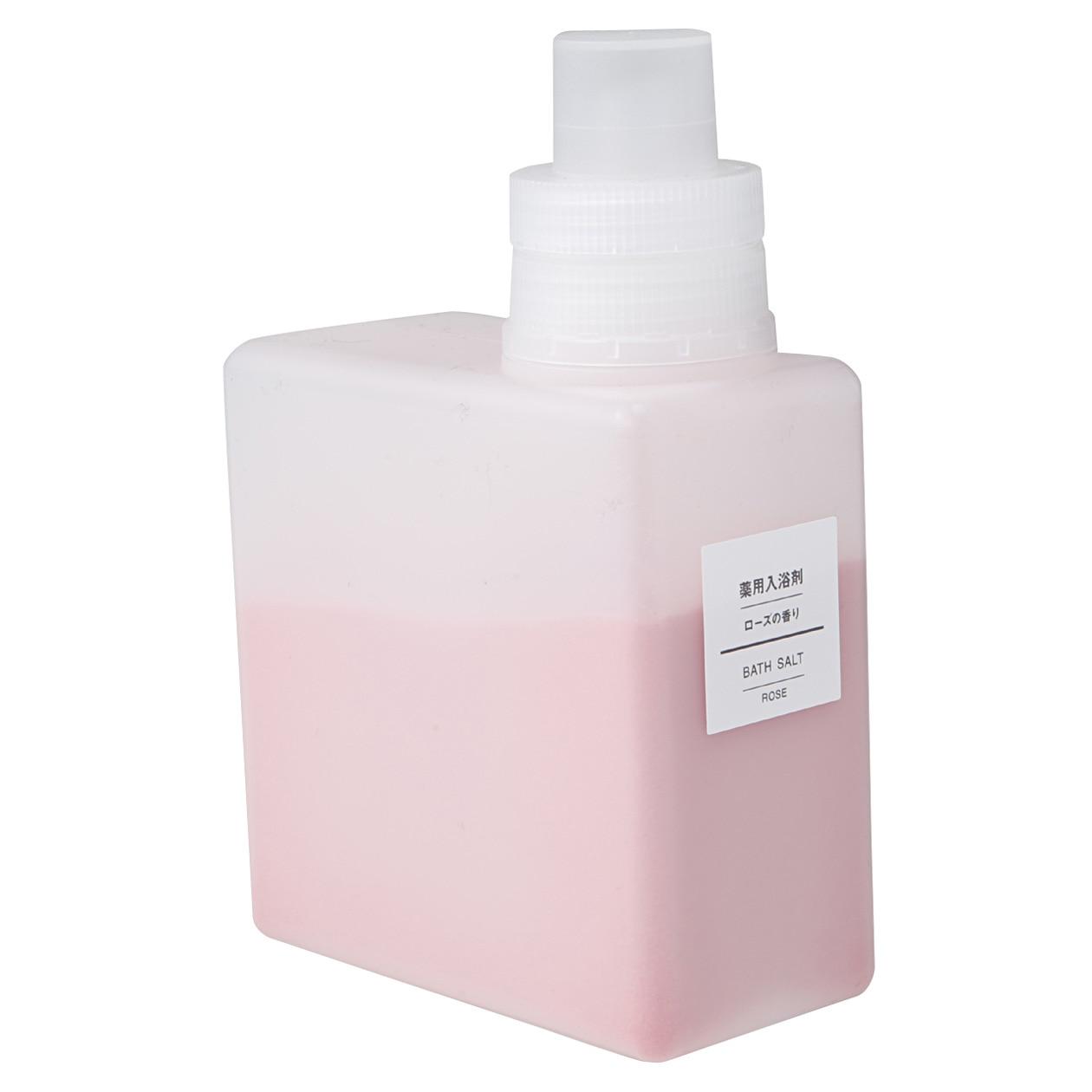 薬用入浴剤・ローズの香り
