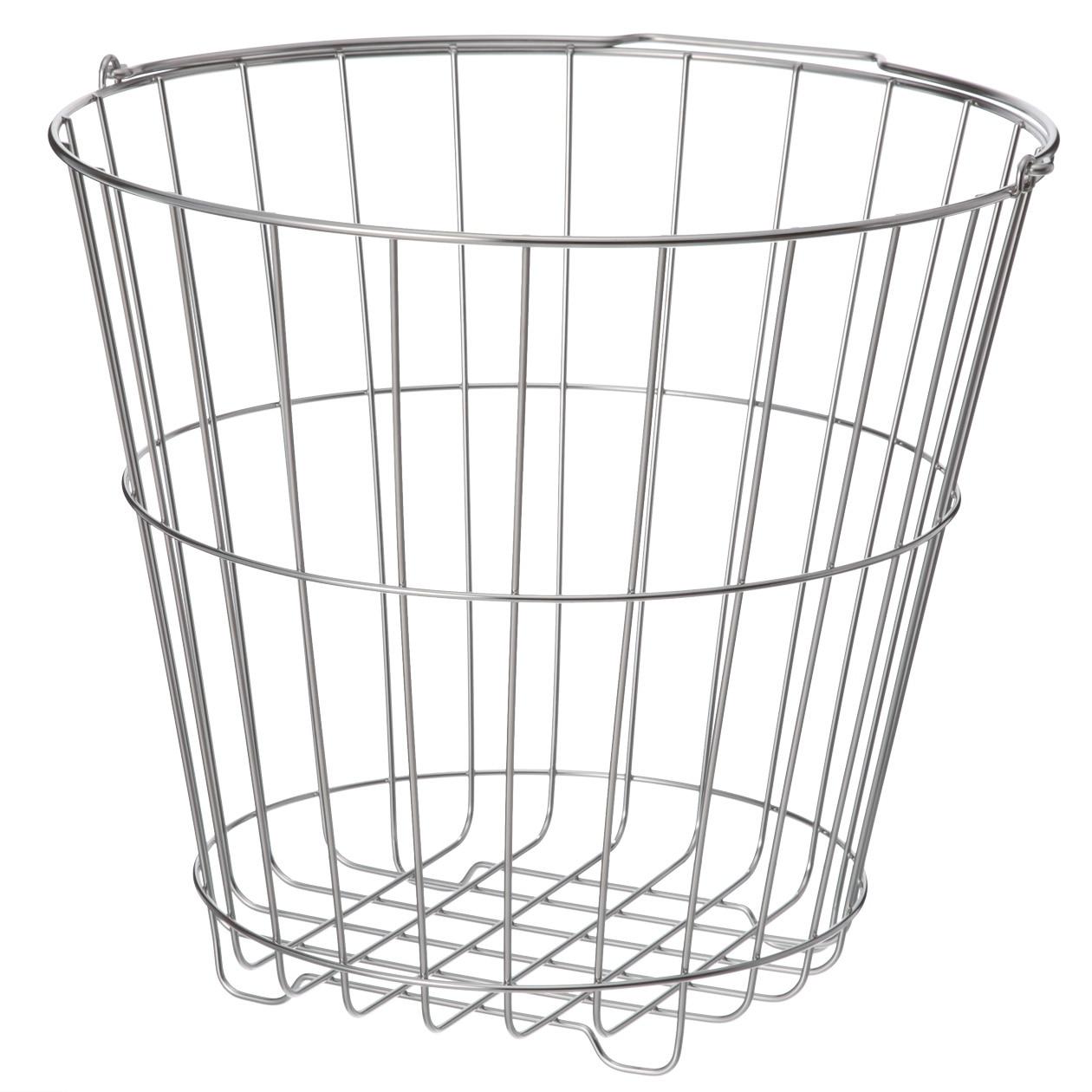RoomClip商品情報 - ステンレスランドリーバスケット・大