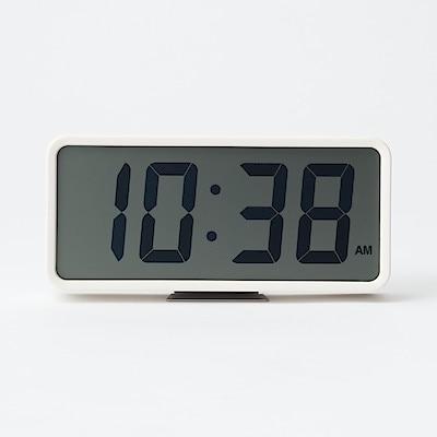 RoomClip商品情報 - デジタル時計・大