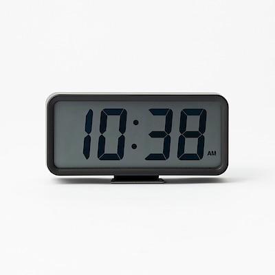 RoomClip商品情報 - デジタル時計・中(アラーム機能付)
