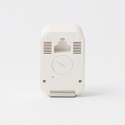 デジタル温湿度計 ホワイト/型番:MJ‐DTHW1 コンビニ受取可
