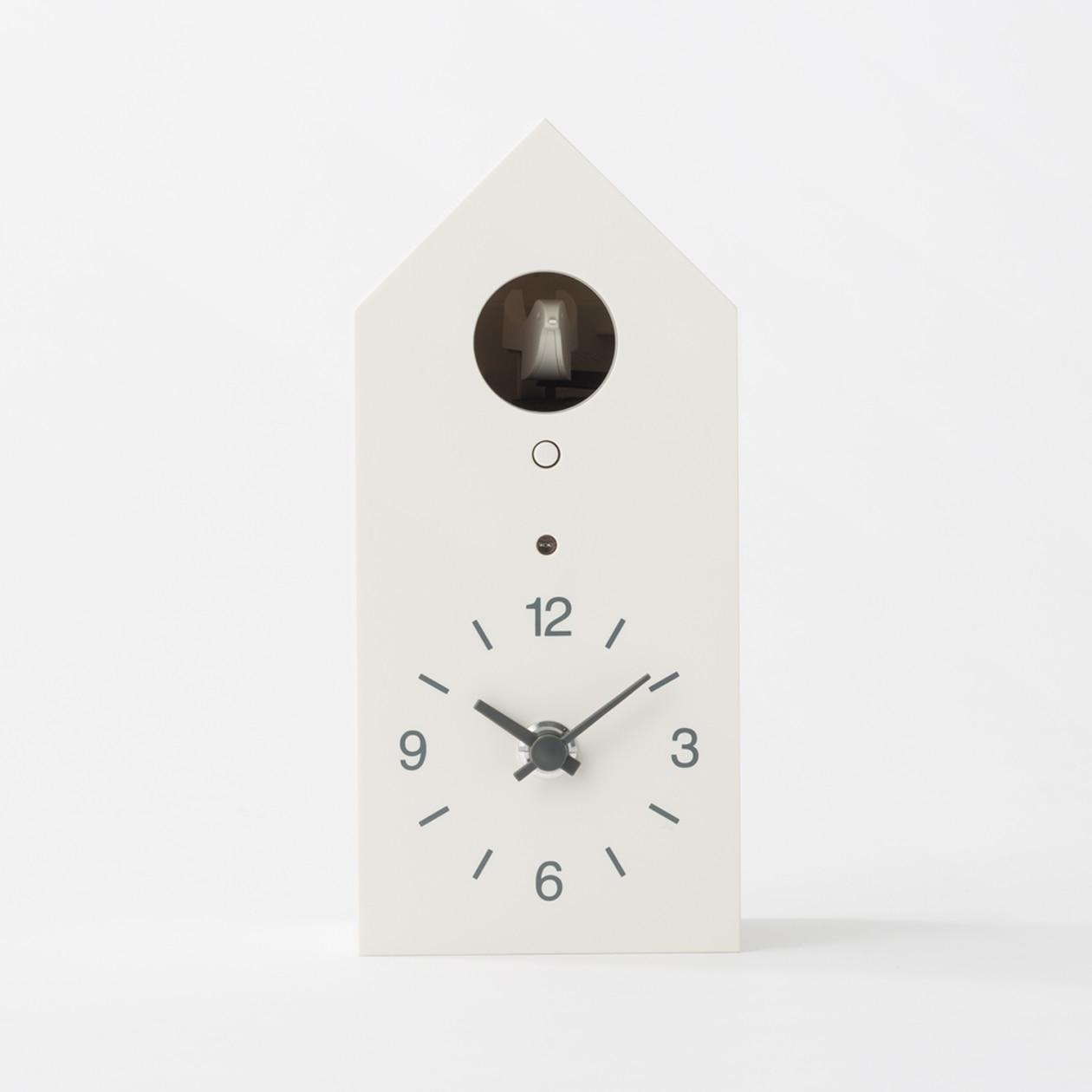 鳩時計の写真