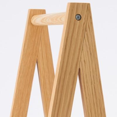 無印良品 | オーク材コートハンガー幅44×奥行53.5×高さ150.5cm 通販