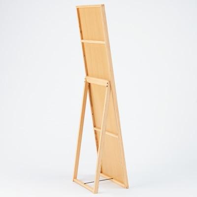 [無印良品] 壁に付けられる家具・鏡(ミラー)・中