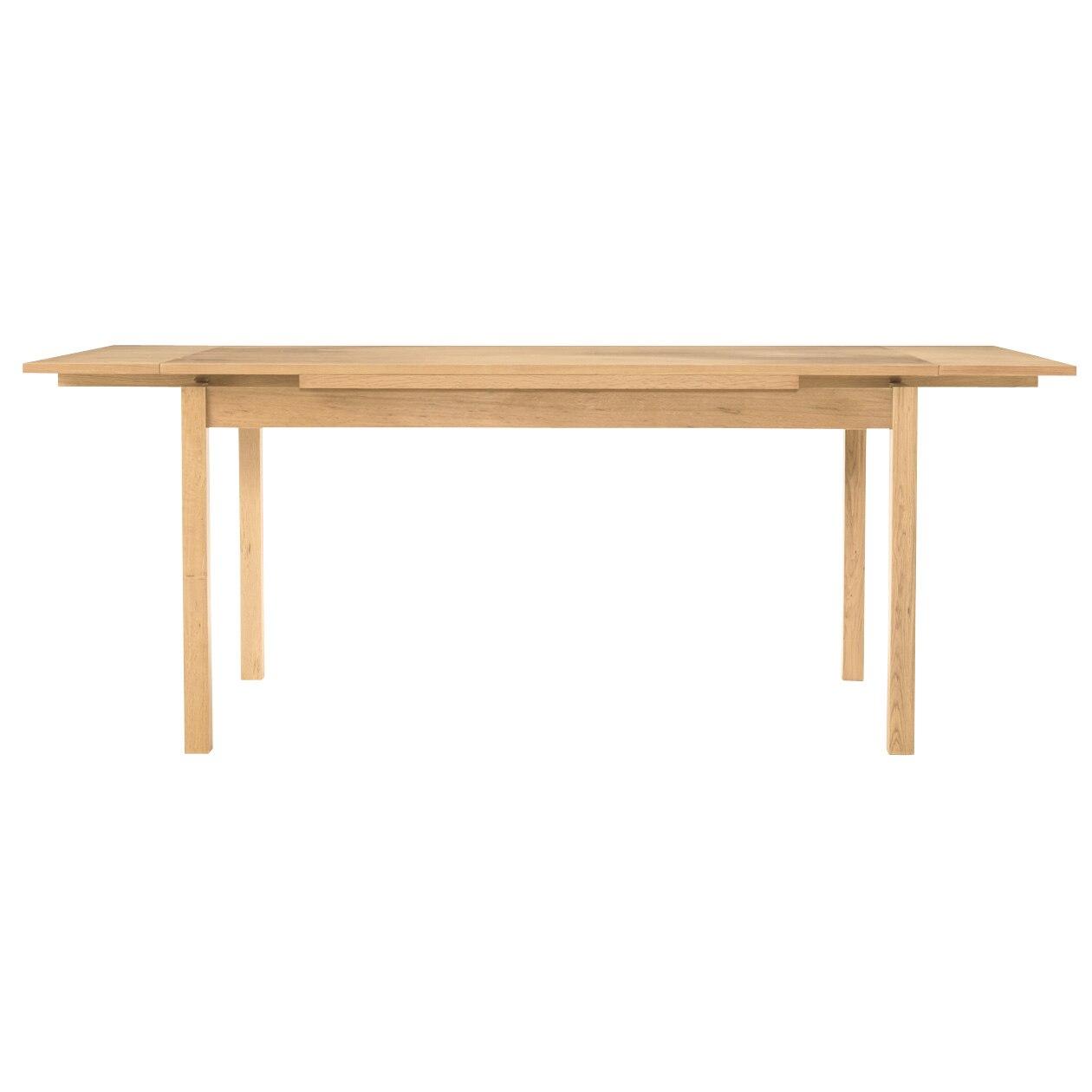 無印良品 MUJI 折りたたみテーブル 幅160cm オーク材 ♪