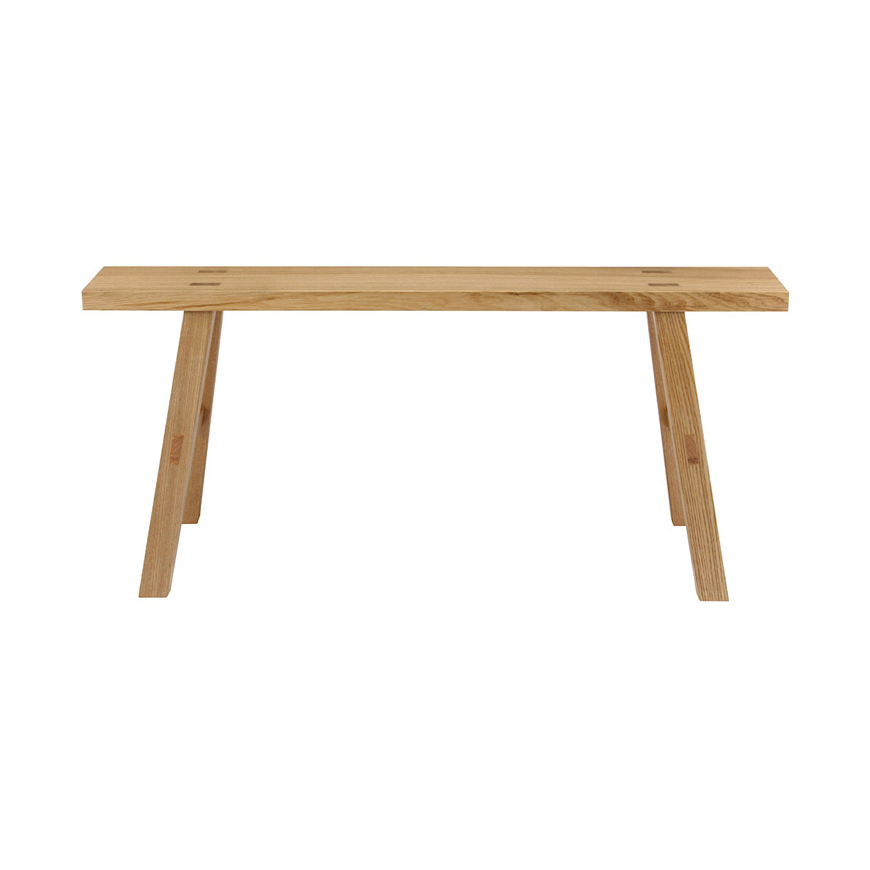 NATURAL OAK / BENCH / L
