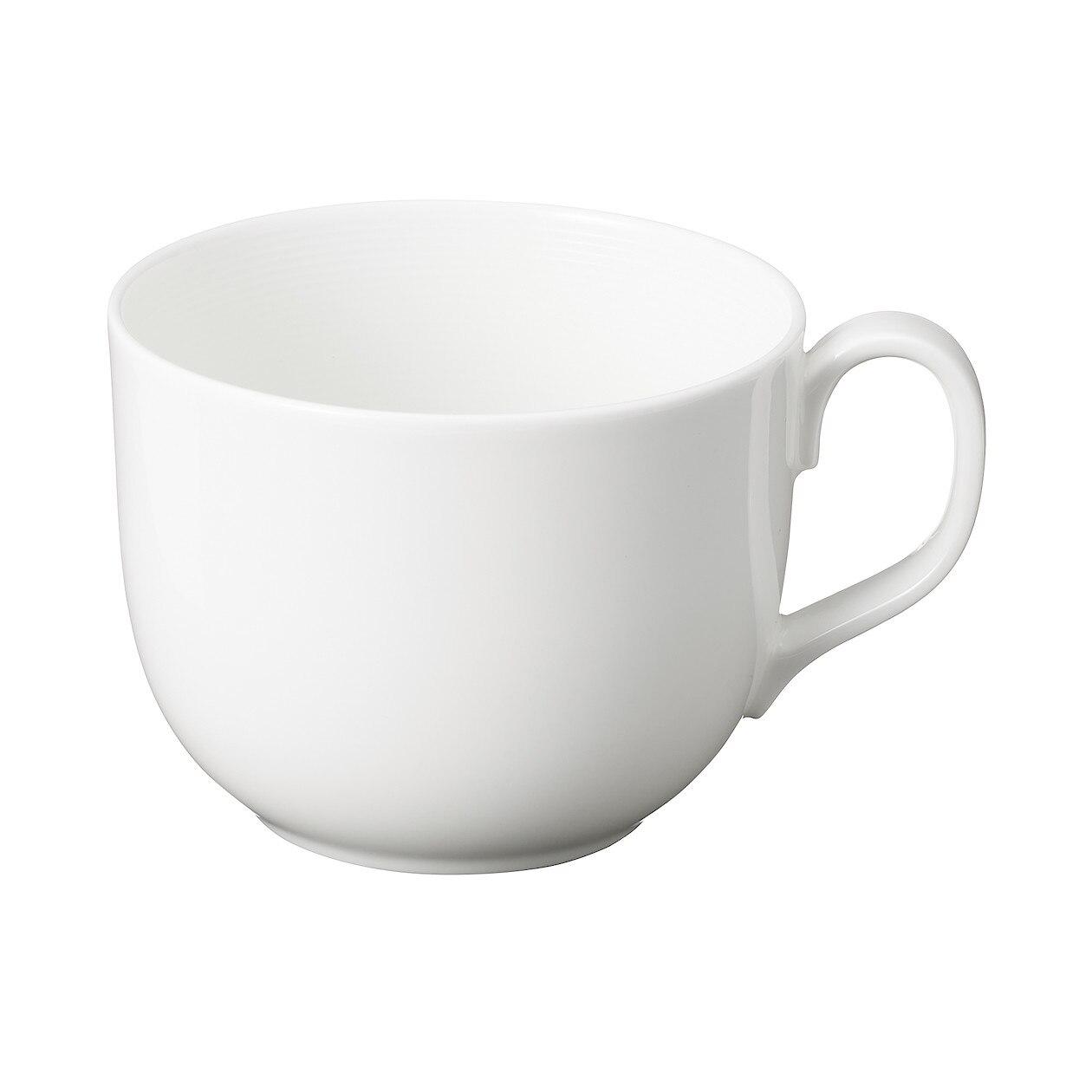 ボーンチャイナ カフェオレカップ
