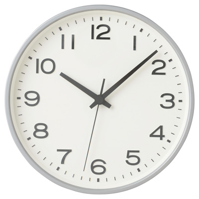 RoomClip商品情報 - アナログ時計・大