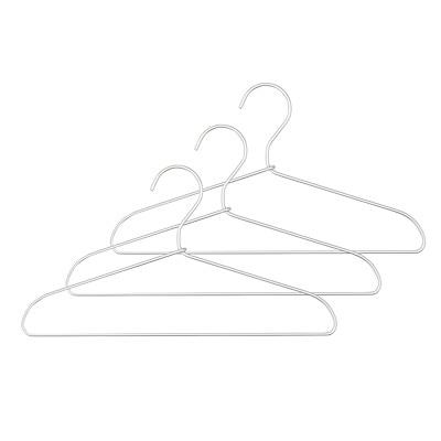 RoomClip商品情報 - アルミ洗濯用ハンガー・3本組
