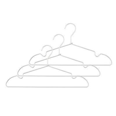 RoomClip商品情報 - アルミ洗濯用ハンガー・肩ひもタイプ・3本組
