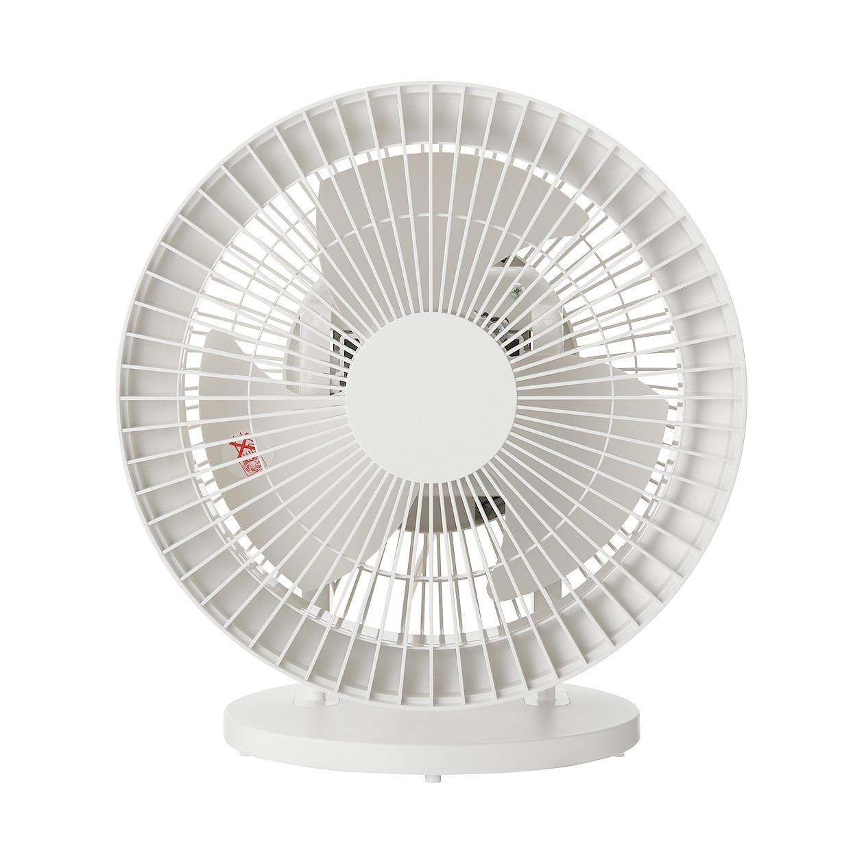 サーキュレーター(低騒音ファン・大風量タイプ)・ホワイト
