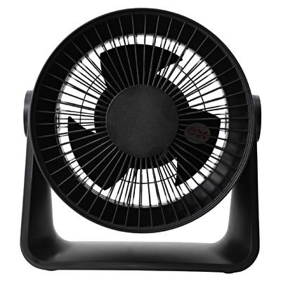 RoomClip商品情報 - サーキュレーター(低騒音ファン)・ブラック