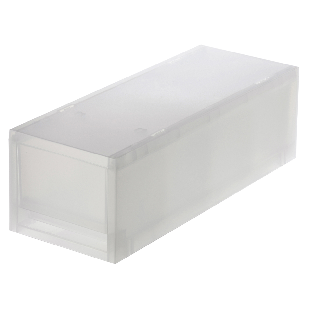 PP STORAGE CASE / SHALLOW / 1 DRAWER