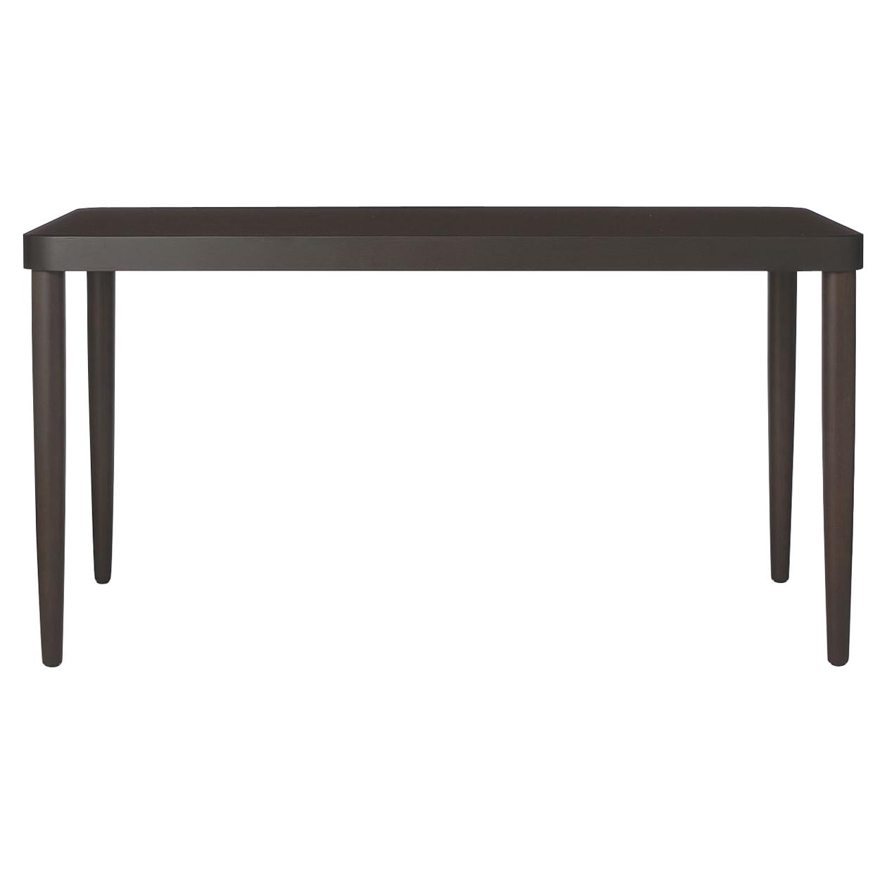 ブナ材テーブル・L/ブラウン