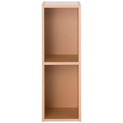 RoomClip商品情報 - パルプボードボックス・スリム・2段/ベージュ