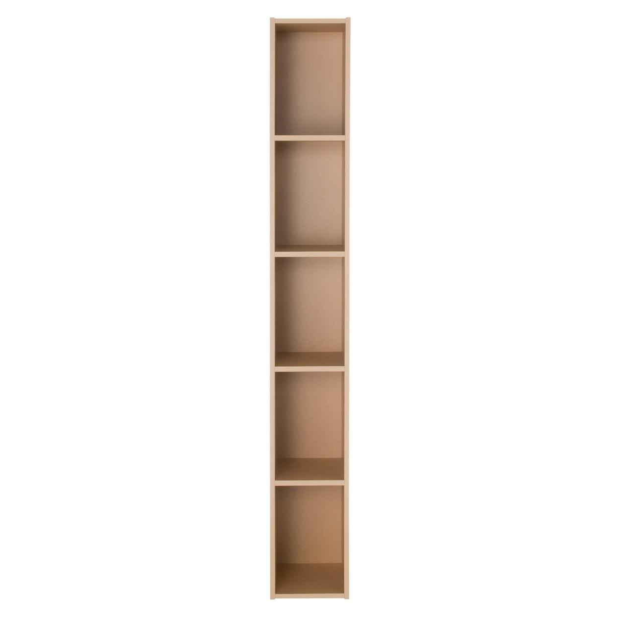 RoomClip商品情報 - パルプボードボックス・スリム・5段/ベージュ