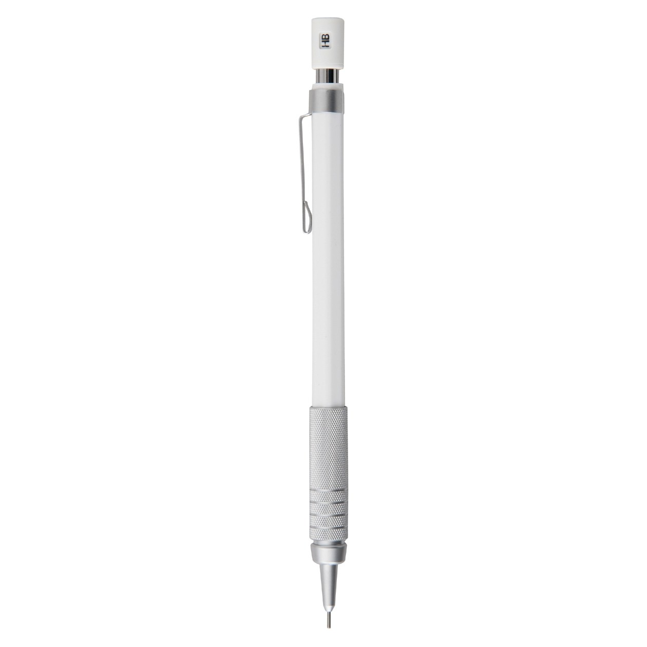 BALANCED MECHANICAL PENCIL / WHITE