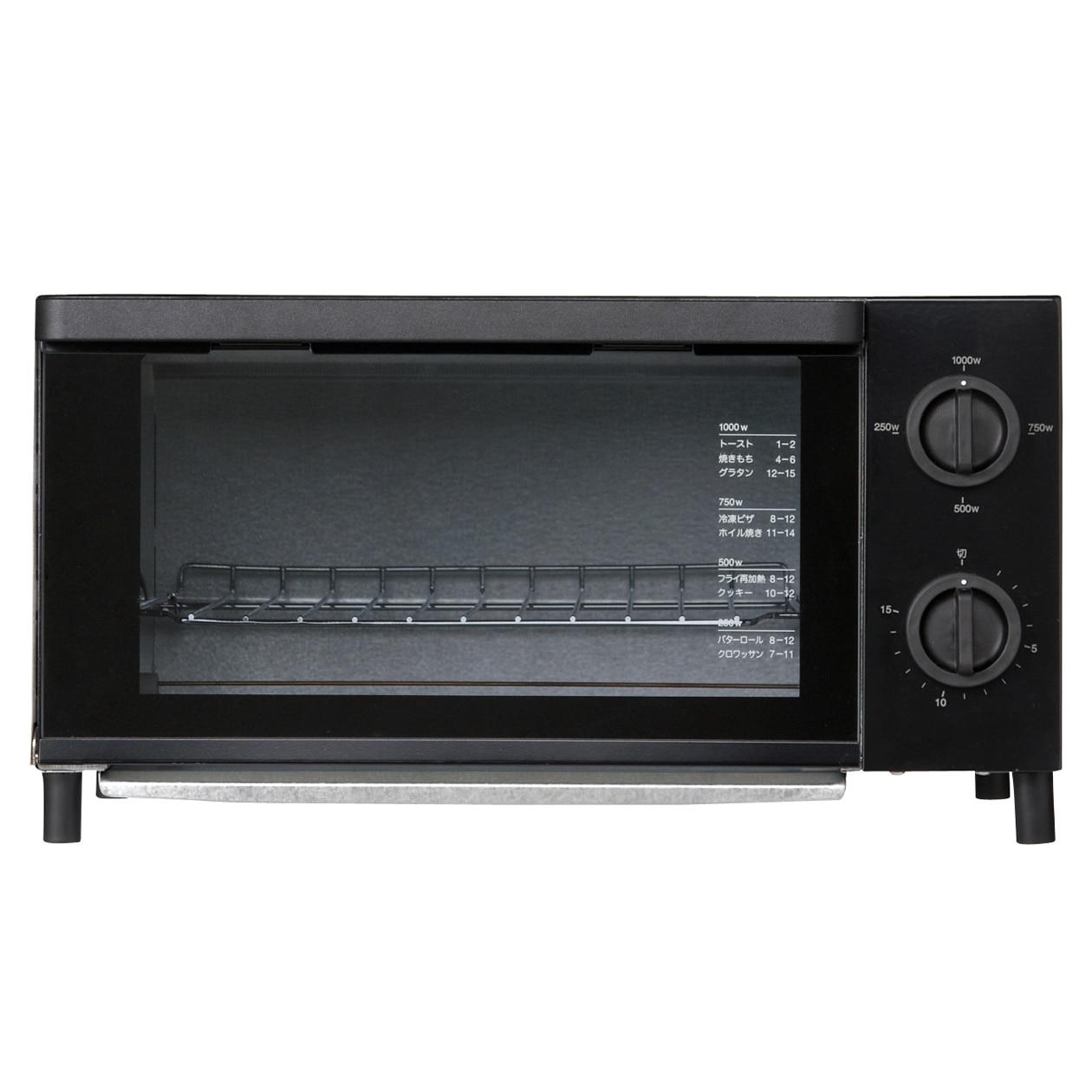 オーブントースター・1000W
