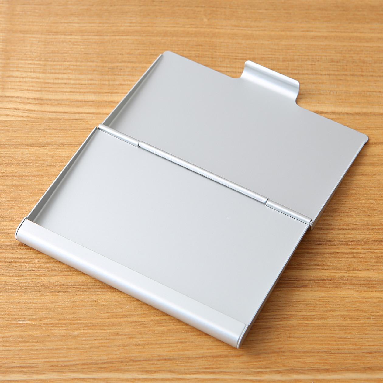 【無印良品】「ポリプロピレン カードボックス」でスッキリ収納術3選
