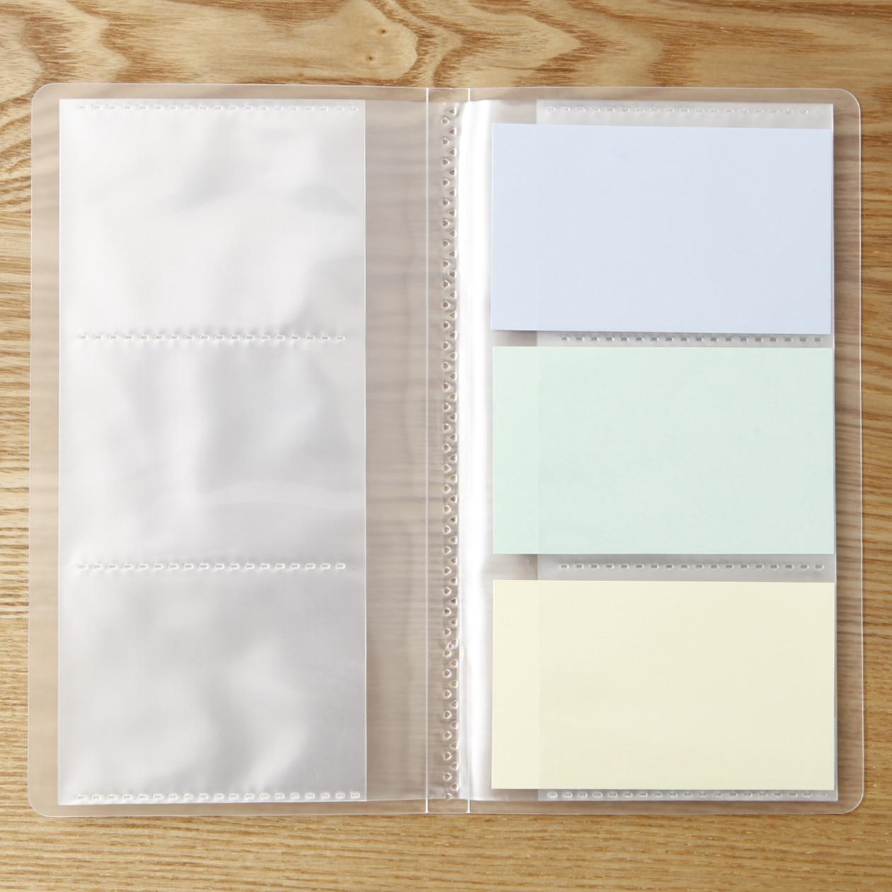 PP Side-in Card Holder | 無印良品 MUJI