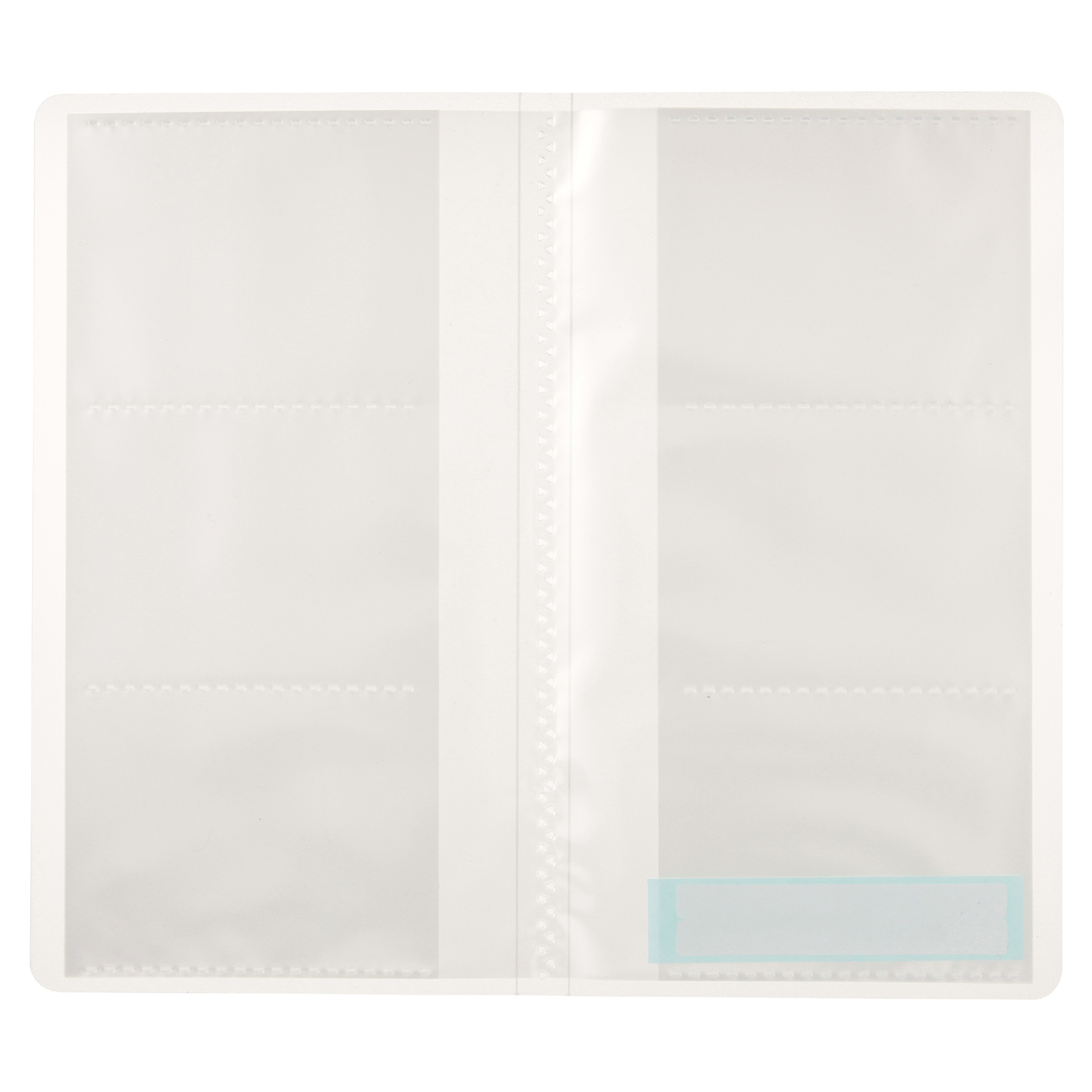 PP Side-in Card Holder | 無印良品 MUJI