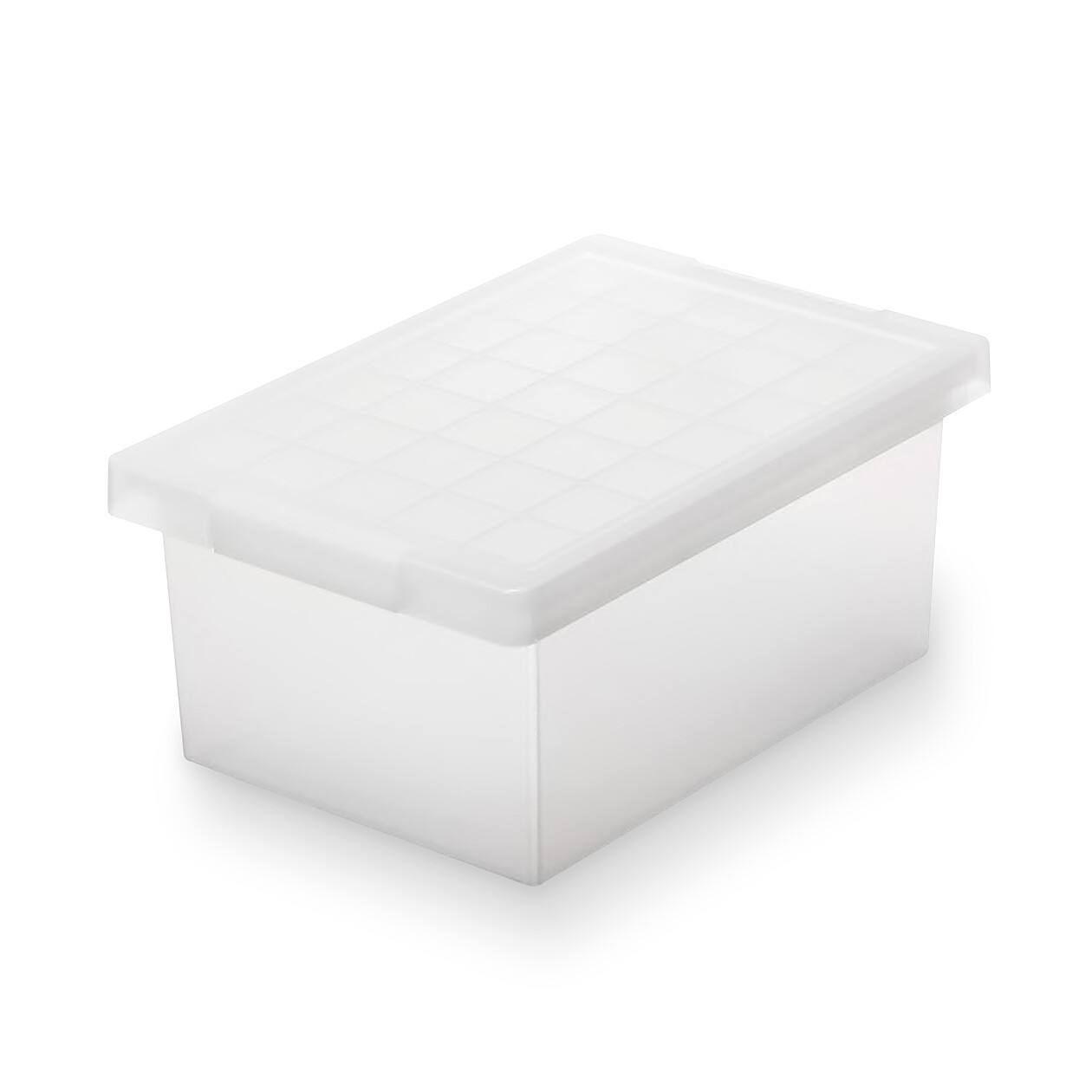 RoomClip商品情報 - ポリプロピレンキャリーボックス・ロック付・小