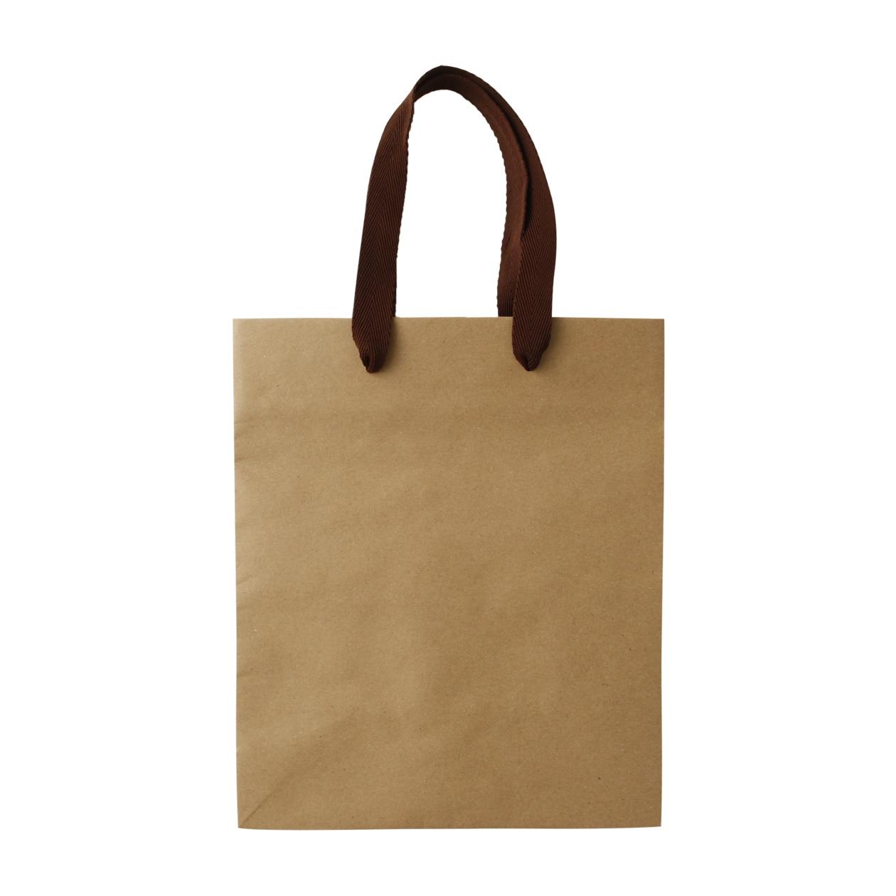 Recycled Kraft Paper Bag M