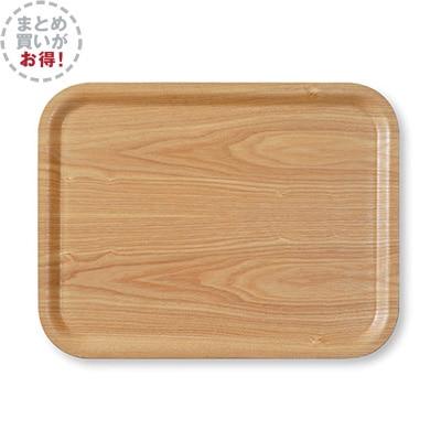 【まとめ買い】木製トレー・タモ