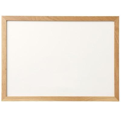 RoomClip商品情報 - 壁に付けられるフレーム・A3サイズ用・オーク材