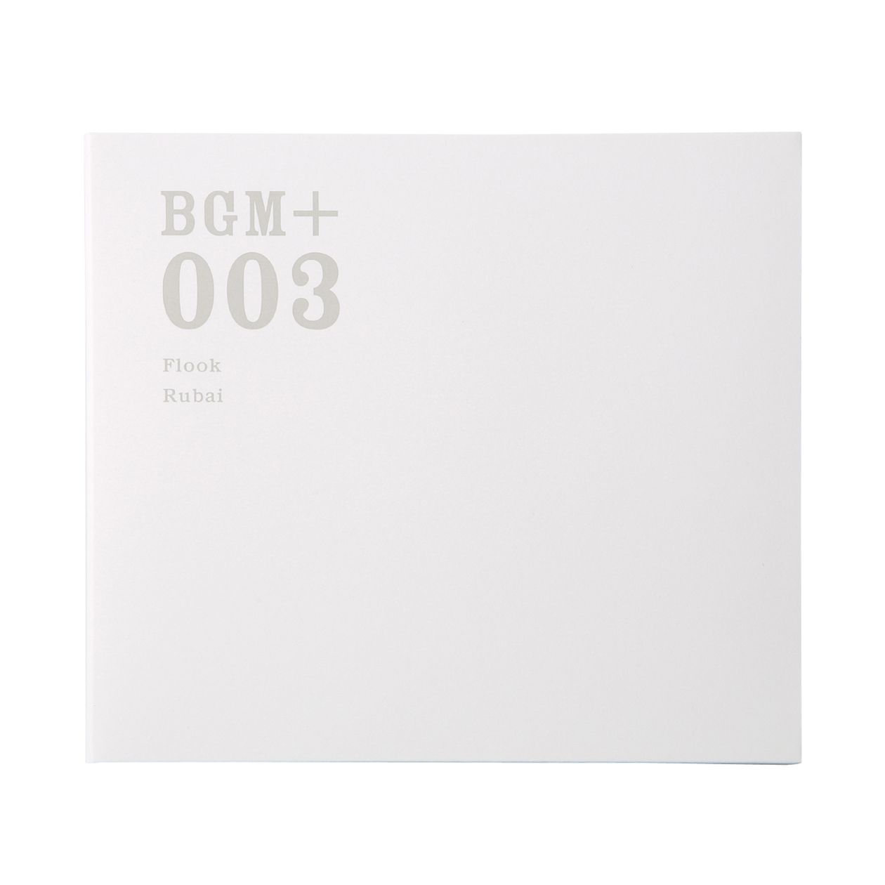 BGM+003