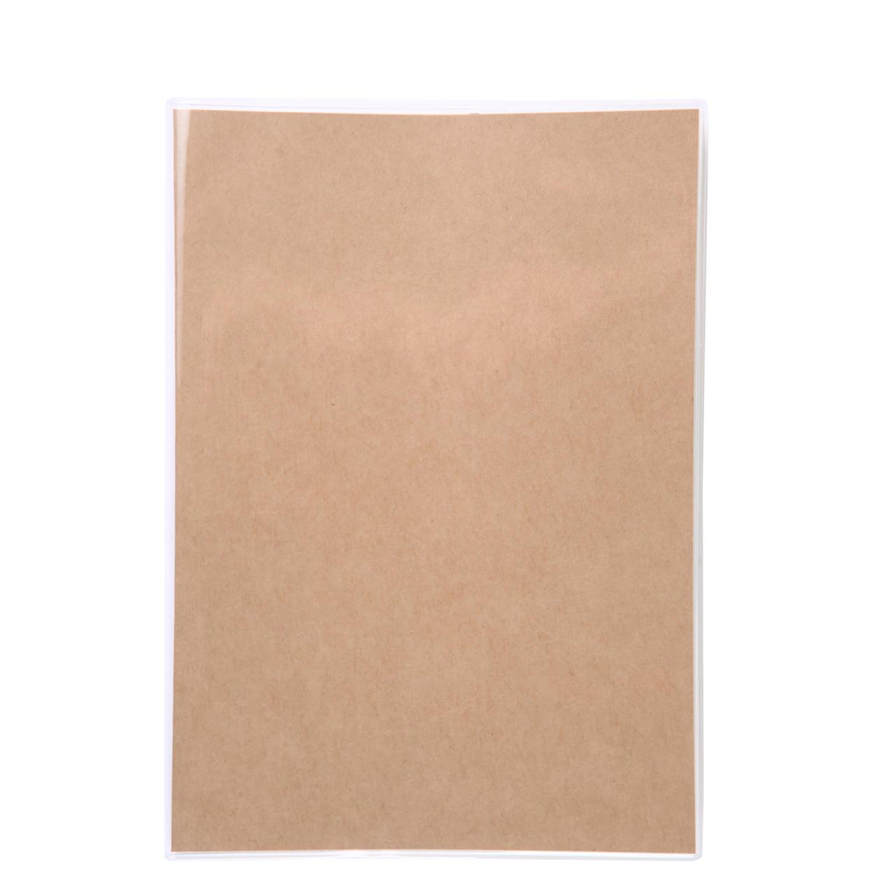 塩化ビニールカバー上質紙フリーマンスリー・ウィークリースケジュール