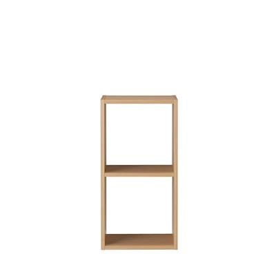 RoomClip商品情報 - スタッキングシェルフ・2段・オーク材