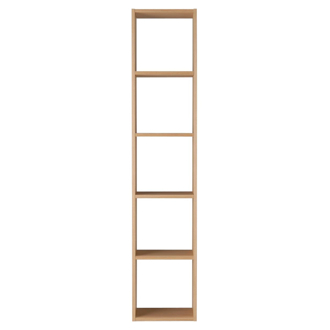 RoomClip商品情報 - スタッキングシェルフ・5段・オーク材