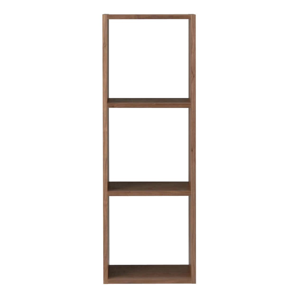 RoomClip商品情報 - スタッキングシェルフ・3段・ウォールナット材