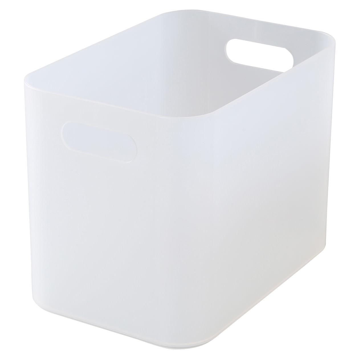 【まとめ買い】ポリプロピレンメイクボックス