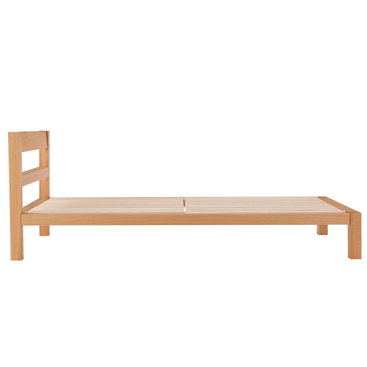 オーク材ベッド/スモール
