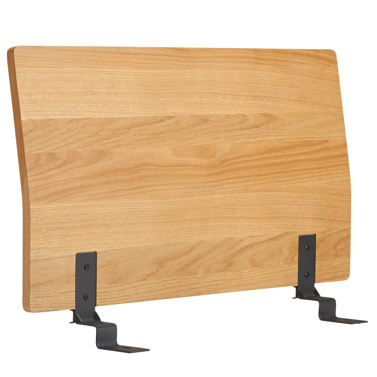 RoomClip商品情報 - ベッドフレーム用ヘッドボード・シングル・オーク材