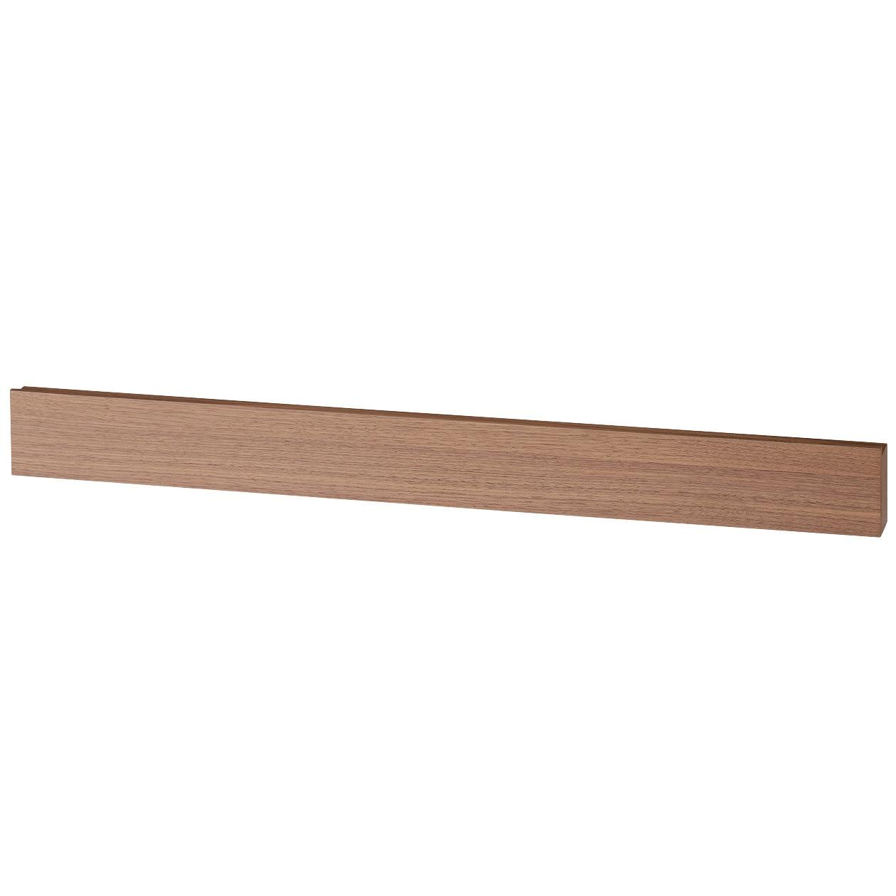 RoomClip商品情報 - 壁に付けられる家具・長押・幅88cm・ウォールナット材