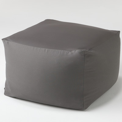 Beads Sofa Cover Charcoal Gray W65