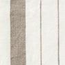 ラインストライプ オフ白×生成