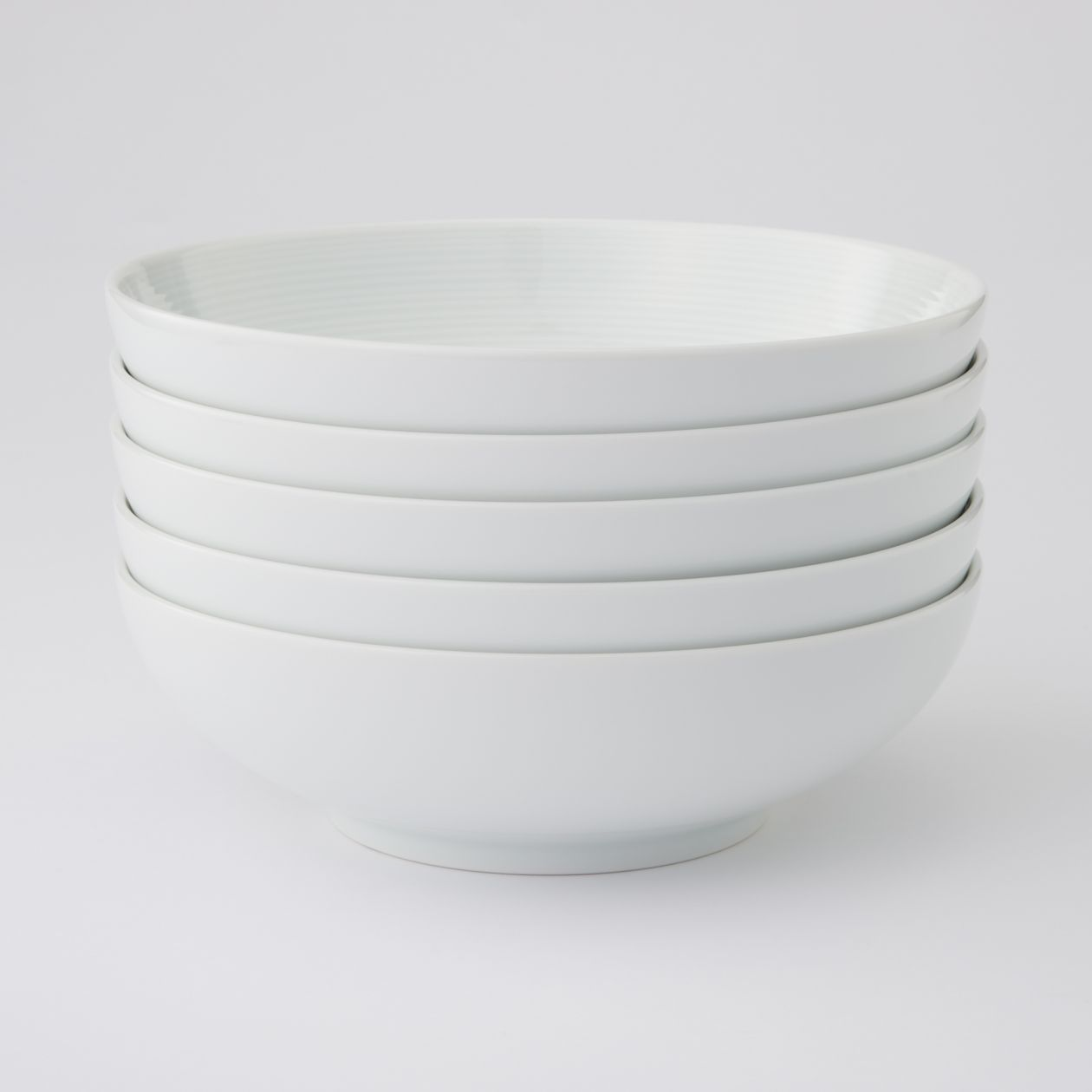【まとめ買い】白磁多用鉢