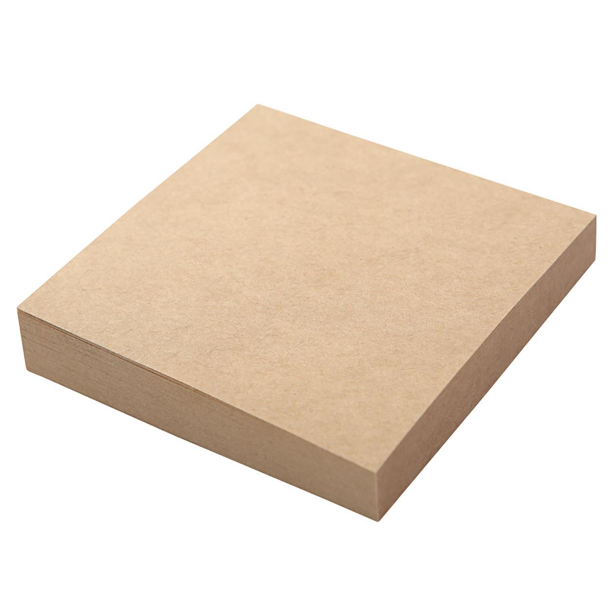 クラフト付箋紙