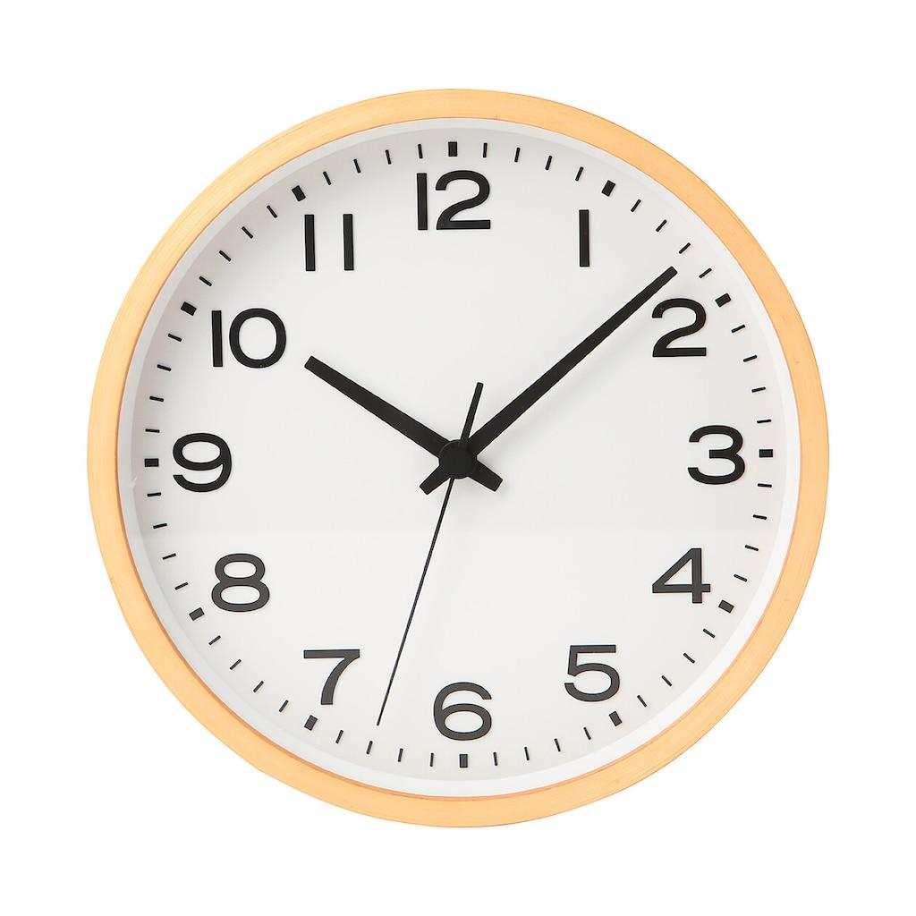 RoomClip商品情報 - アナログ時計・大 ナチュラル