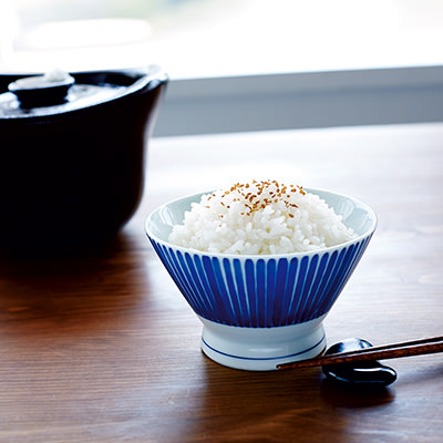 無印良品の食器5点セット☆白磁丼・大 、白磁丼・小 、波佐見焼 くらわんか飯碗