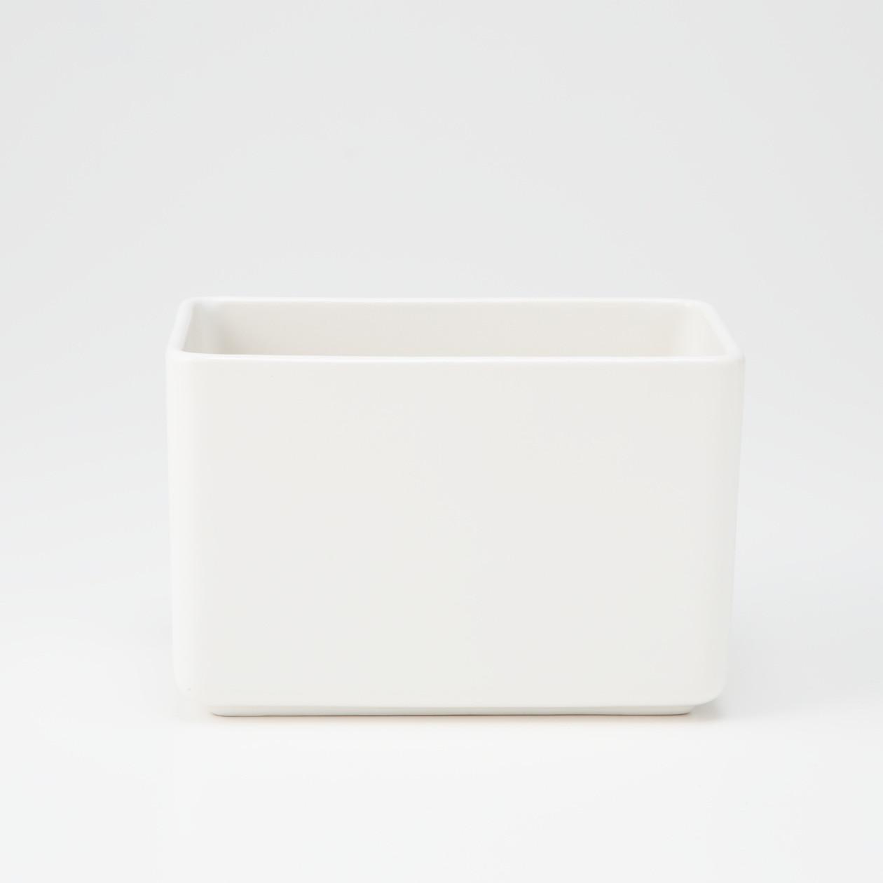 【ネット限定】瀬戸焼 磁器角鉢