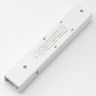 無印良品「ジョイントタップ・コンセント4個口/USB2個口付」。シンプルな見た目も魅力の一つ